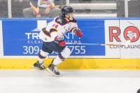 RIVERMEN RELEASE FIVE FROM CAMP; ADD FOUR MORE