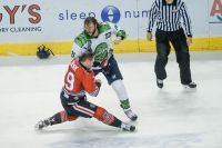 TWO HAT TRICKS FUEL RIVERMEN COMEBACK IN HOME OPENER