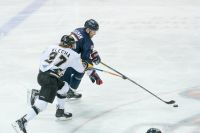 THIRD PERIOD LIFTS FIREANTZ PAST RIVERMEN