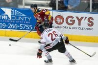 RIVERMEN RESHAPE INJURY-RIDDLED ROSTER