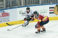 CARROZZI DEPARTS RIVERMEN PRIOR TO THURSDAY'S GAME